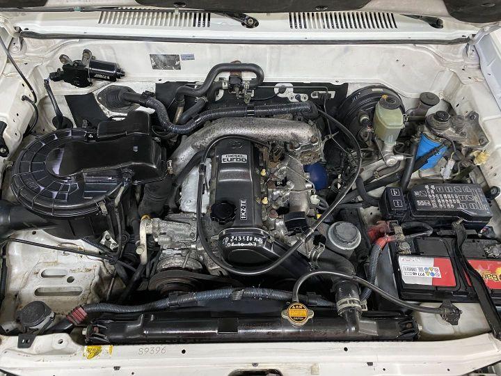 Toyota Land Cruiser 3.0 TD 125CH VX CLIM Blanc - 10