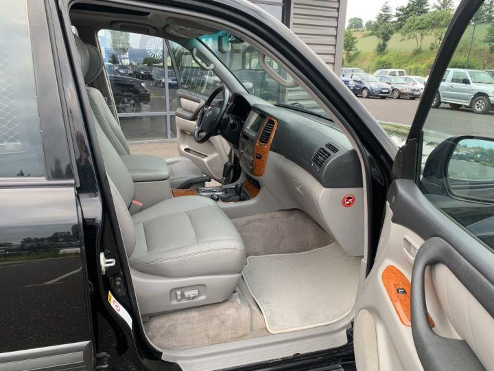 Toyota Land Cruiser HDJ100 SW 4.2 L TD 204 CV VXE Boite Auto Noir - 8
