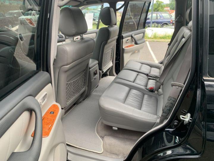 Toyota Land Cruiser HDJ100 SW 4.2 L TD 204 CV VXE Boite Auto Noir - 11