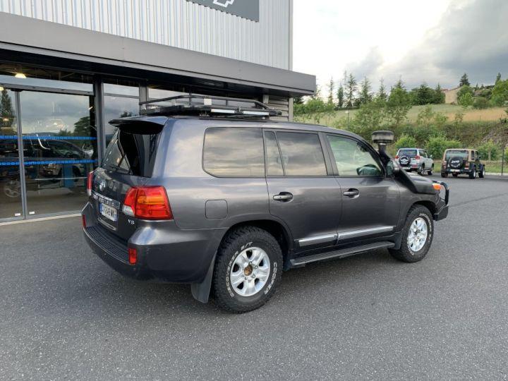 Toyota LAND CRUISER VDJ 200 4.5 L V8 D4D 272 CV Lounge  Gris anthracite - 8