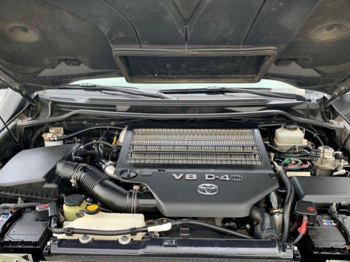 Toyota LAND CRUISER VDJ 200 4.5 L V8 D4D 272 CV Lounge  Gris anthracite - 11
