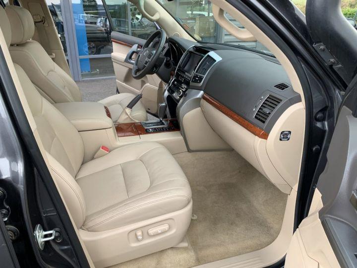 Toyota LAND CRUISER VDJ 200 4.5 L V8 D4D 272 CV Lounge  Gris anthracite - 16
