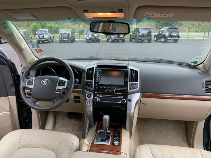 Toyota LAND CRUISER VDJ 200 4.5 L V8 D4D 272 CV Lounge  Gris anthracite - 18