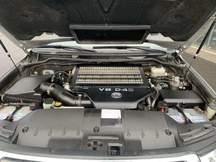 Toyota Land Cruiser VDJ 200 4.5 L V8 D4D 286 CV Lounge Gris clair - 10