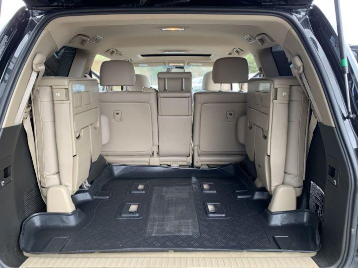 Toyota Land Cruiser VDJ 200 4.5 L V8 D4D 286 CV Lounge 7 places Noir - 11