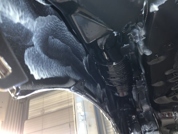 Toyota Land Cruiser VDJ 200 4.5 L V8 D4D 286 CV Lounge 7 places Noir - 20