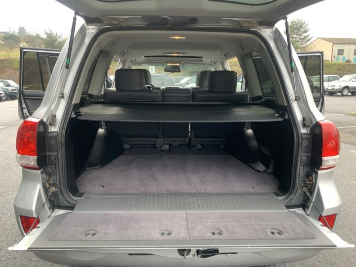 Toyota Land Cruiser VDJ200 4.5 L V8 D4D 286 CV Lounge Gris clair - 15