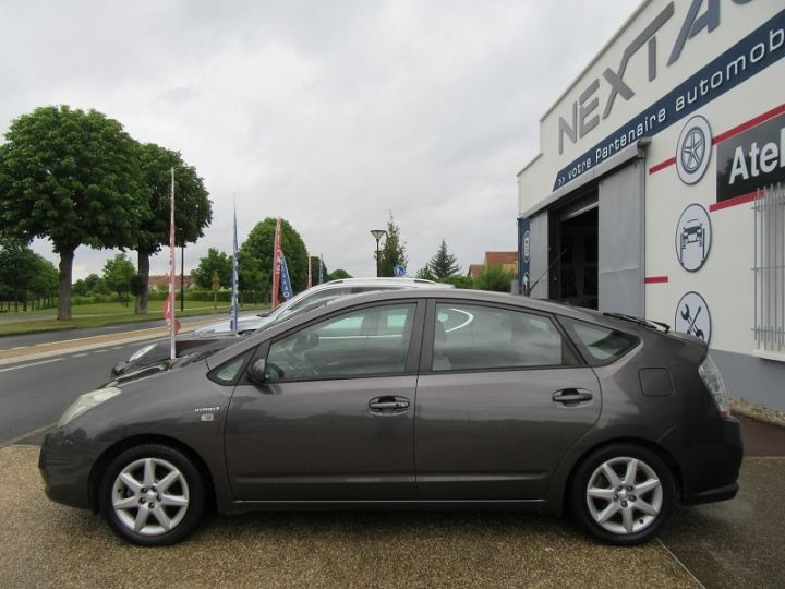 Toyota PRIUS 110H LINEA SOL PACK Gris Fonce Occasion - 5