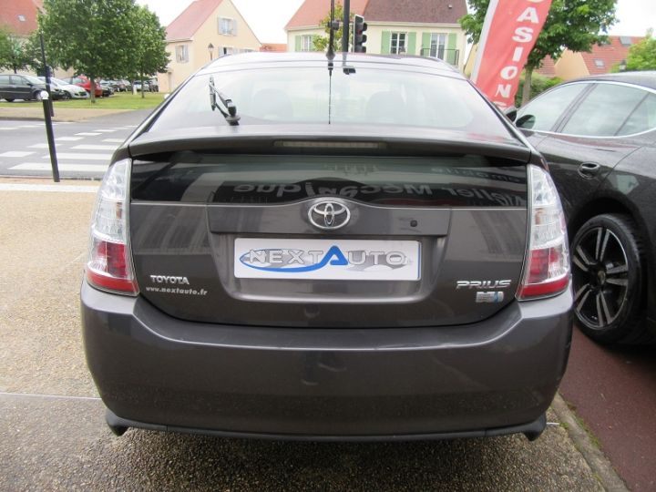 Toyota PRIUS 110H LINEA SOL PACK Gris Fonce Occasion - 7