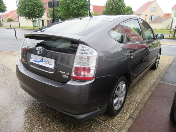 Toyota PRIUS 110H LINEA SOL PACK Gris Fonce Occasion - 9