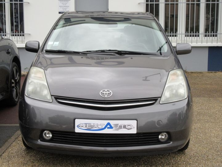 Toyota PRIUS 110H LINEA SOL PACK Gris Fonce Occasion - 14
