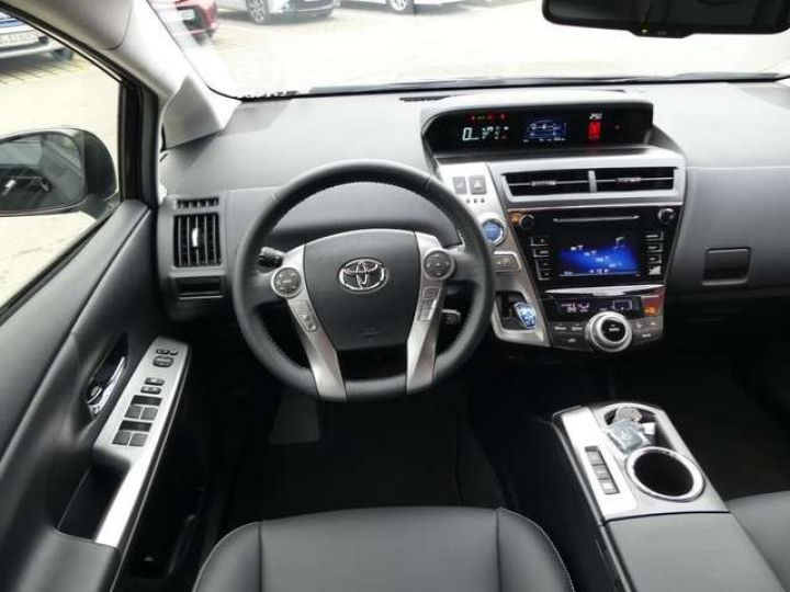 Toyota Prius+ Hybride 136h Dynamic TSS -  Livraison et Gtie 12 mois inclus  Noire - 4