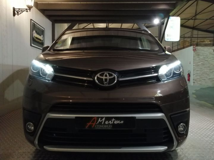 Toyota ProAce Verso 2.0D 180 Cv Lounge Bva Marron - 3