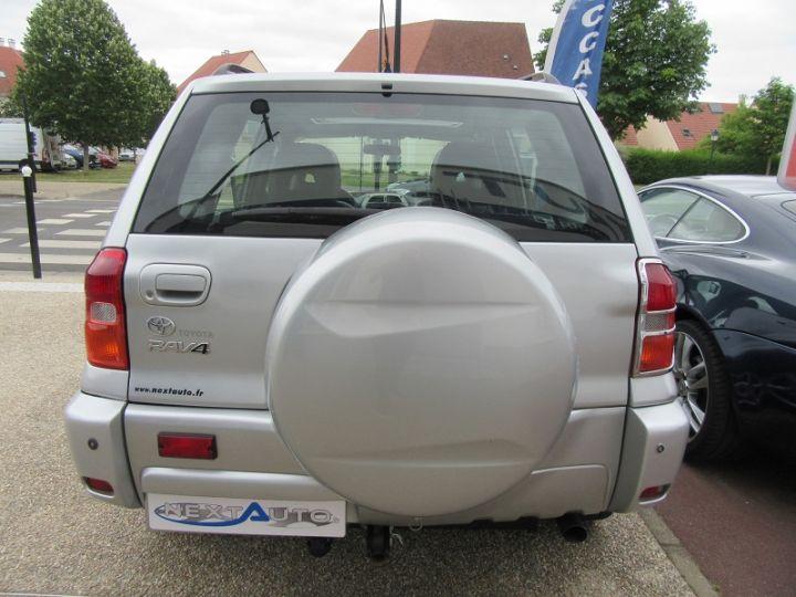 Toyota RAV4 150 VVT-I VX 5P Gris C Occasion - 8