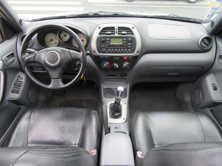Toyota RAV4 150 VVT-I VX 5P Gris C Occasion - 15