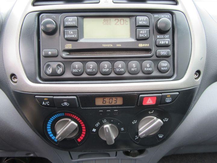 Toyota RAV4 150 VVT-I VX 5P Gris C Occasion - 16