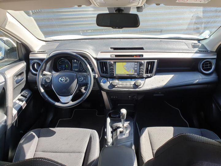 Toyota Rav4 iv 2 hybride dynamic edition bva Blanc Occasion - 5