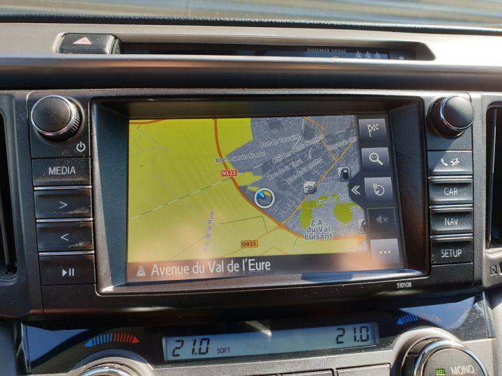 Toyota Rav4 iv 2 hybride dynamic edition bva Blanc Occasion - 8