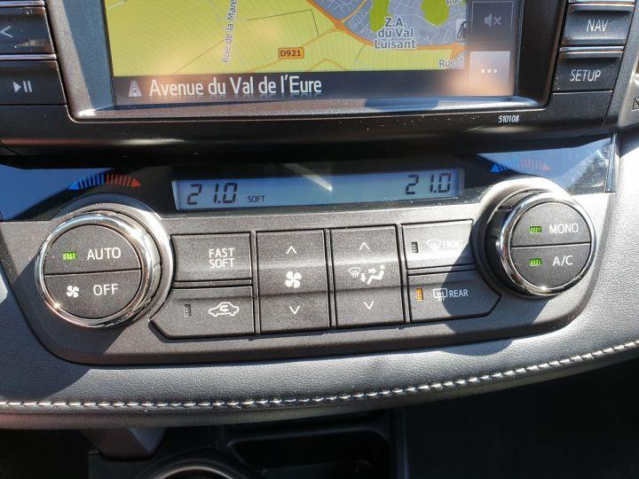 Toyota Rav4 iv 2 hybride dynamic edition bva Blanc Occasion - 12