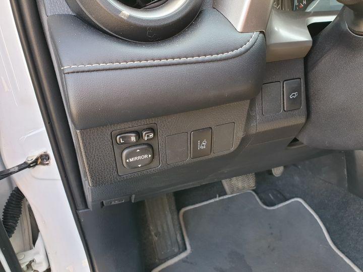 Toyota Rav4 iv 2 hybride dynamic edition bva Blanc Occasion - 15