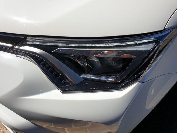 Toyota Rav4 iv 2 hybride dynamic edition bva Blanc Occasion - 21