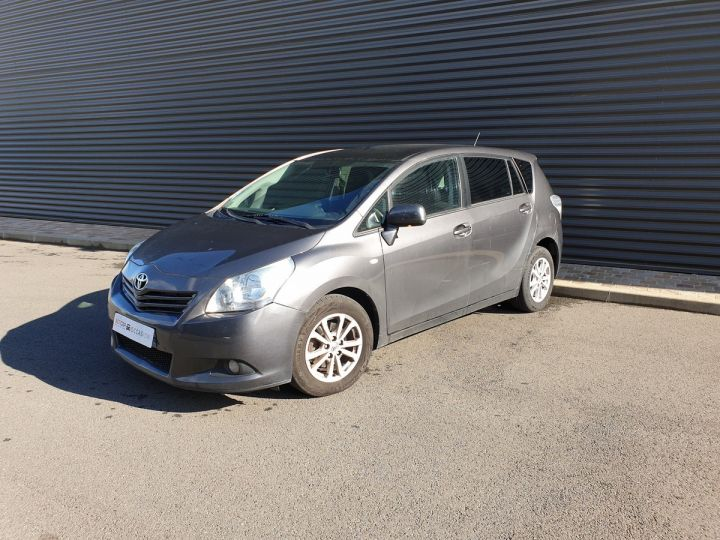 Toyota Verso 126 4d active i Gris Occasion - 1