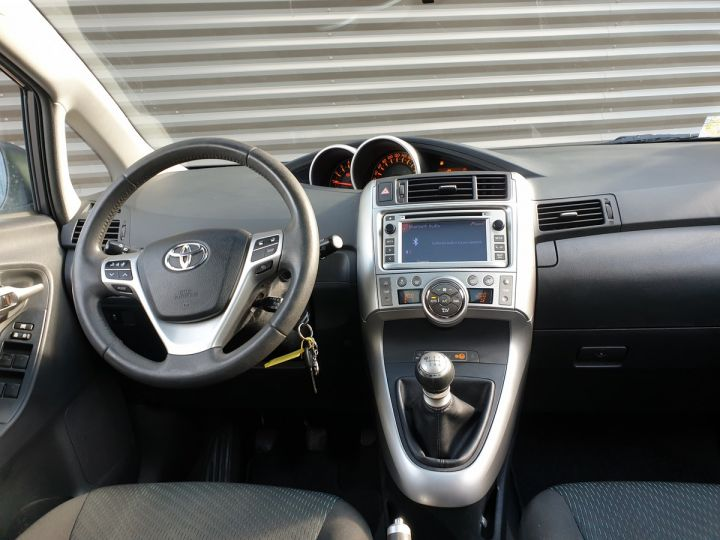 Toyota Verso 126 4d active i Gris Occasion - 5