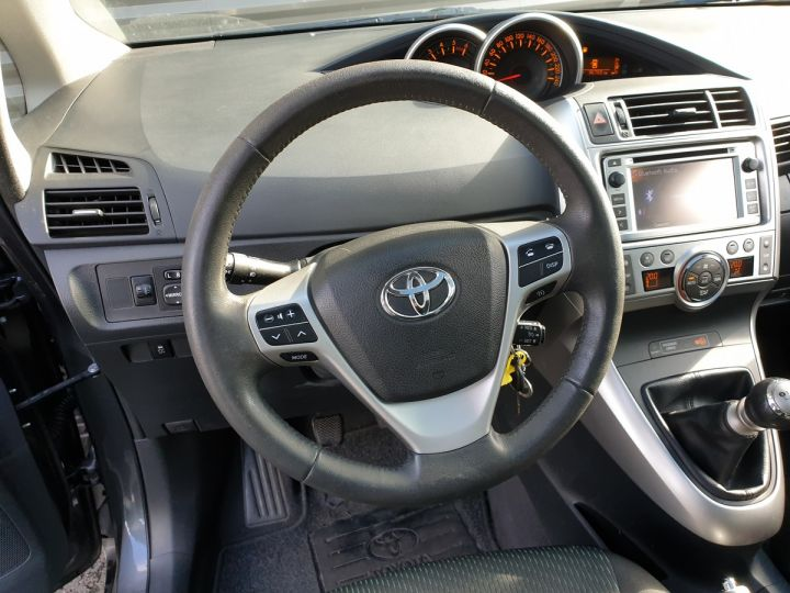 Toyota Verso 126 4d active i Gris Occasion - 7