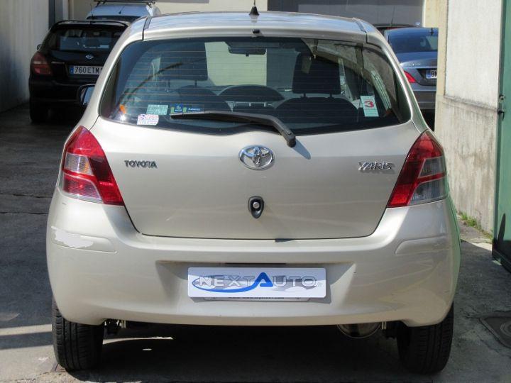 Toyota YARIS 69 VVT-I UP 3P BEIGE Occasion - 7