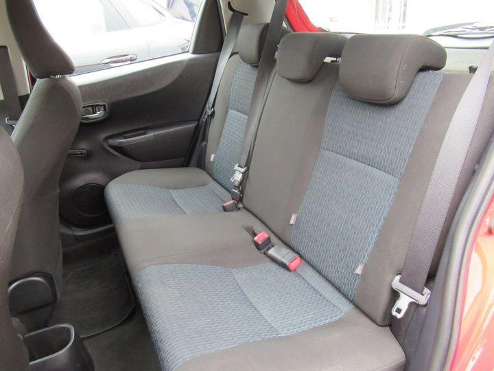 Toyota Yaris 90 D-4D ACTIVE 5P Rouge - 9