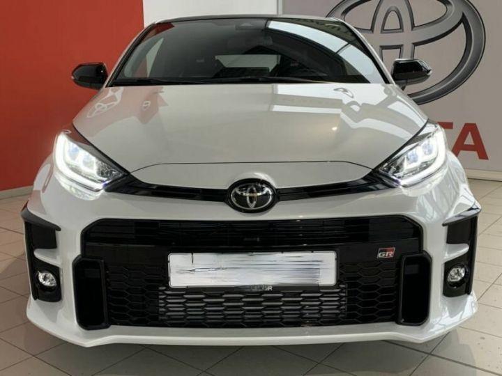 Toyota Yaris GR 1.6l 261 cv 4x4 PACK TRACK blanc - 2