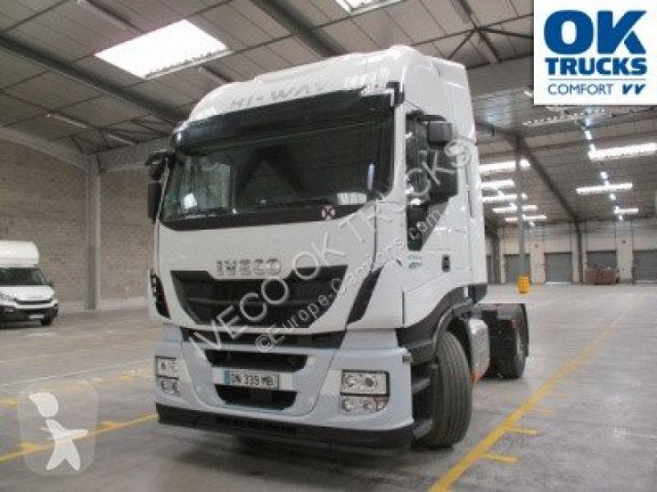 Tractor truck Iveco AS440S48T/P  - 2