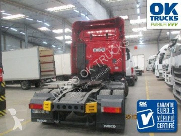Tractor truck Iveco AT440S40T/P  - 2