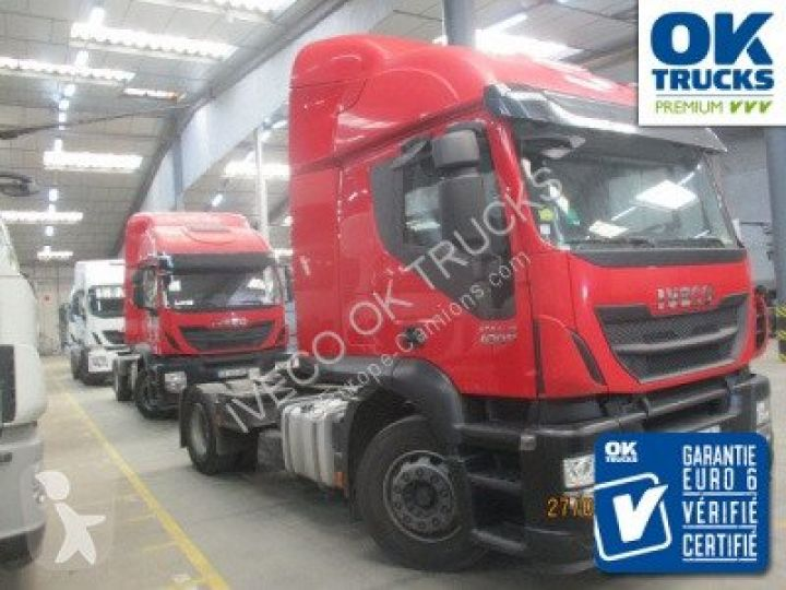 Tractor truck Iveco AT440S40T/P  - 3