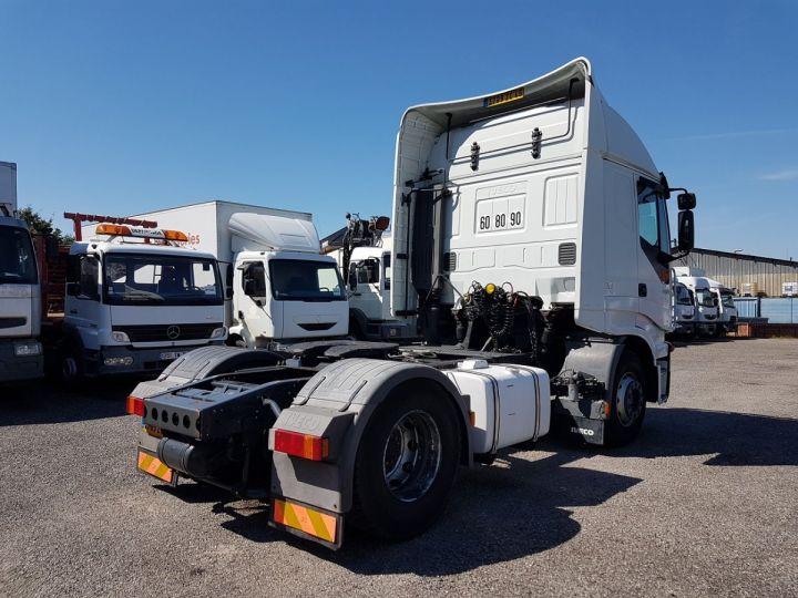 Tractor truck Iveco Stralis 430 EUROTRONIC - Sans carte grise BLANC - 2