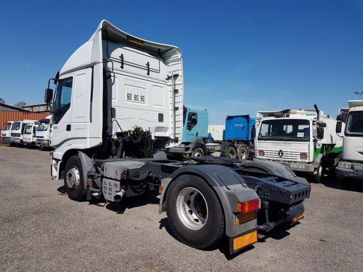 Tractor truck Iveco Stralis 430 EUROTRONIC - Sans carte grise BLANC - 4