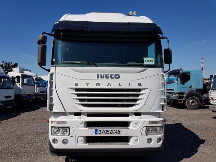 Tractor truck Iveco Stralis 430 EUROTRONIC - Sans carte grise BLANC - 5