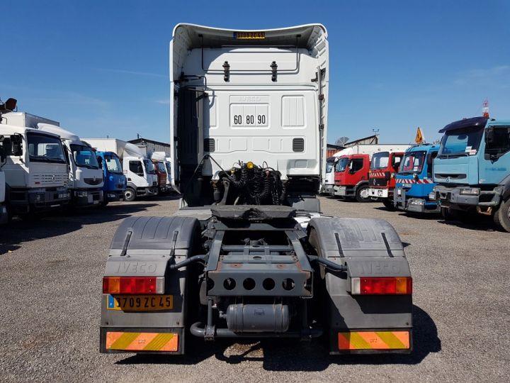 Tractor truck Iveco Stralis 430 EUROTRONIC - Sans carte grise BLANC - 6