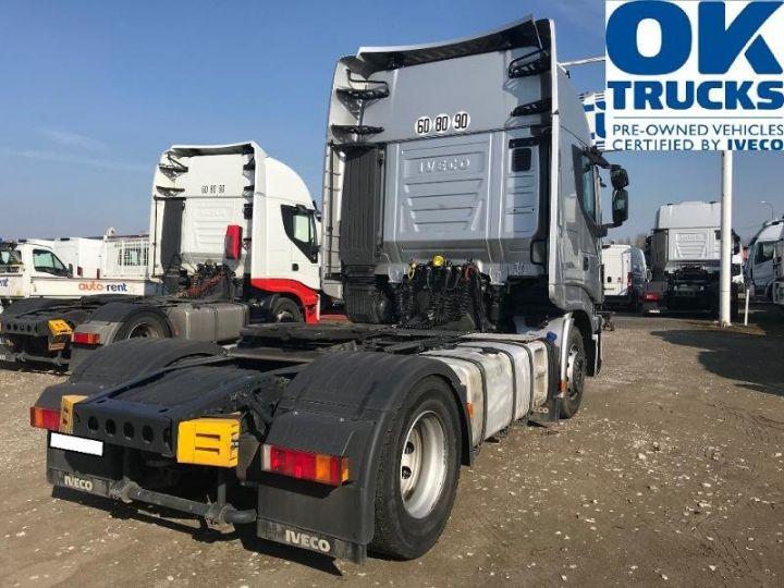 Tractor truck Iveco Stralis Hi-Way AS440S46 TP E6 - offre de location 998 Euro HT x 36 mois* Gris Clair Métal - 2