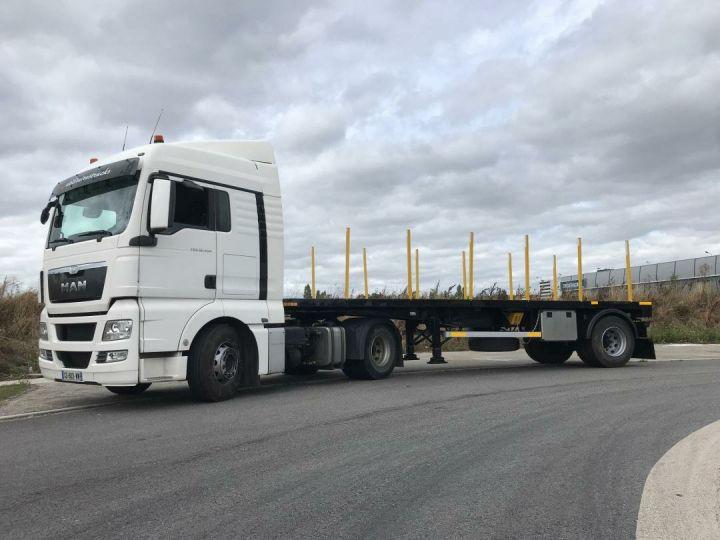 Tractor truck Man TGX 18-480 Blanc - 1