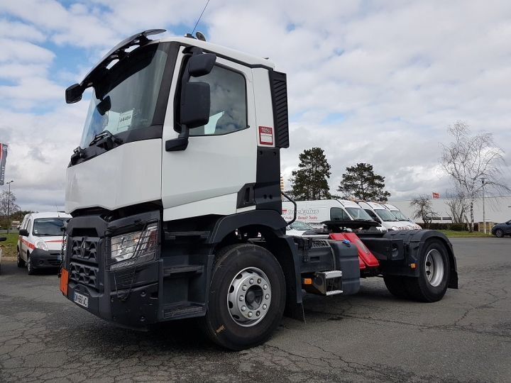 Tractor truck Renault C 430 A.D.R. BLANC - 1