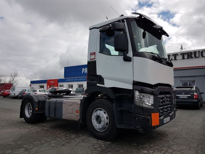Tractor truck Renault C 430 A.D.R. BLANC - 3