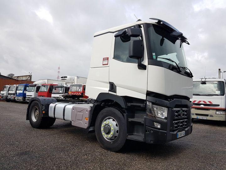 Tractor truck Renault C 430 OPTITRACK (4x2/4) - RETARDER BLANC - 3