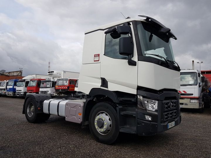 Tractor truck Renault C 440 OPTITRACK (4x2/4) - RETARDER BLANC - 3