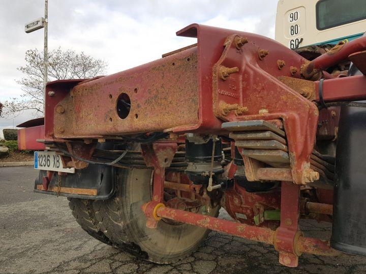 Tractor truck Renault Kerax 400.19 LAMES VERT - BEIGE - 7