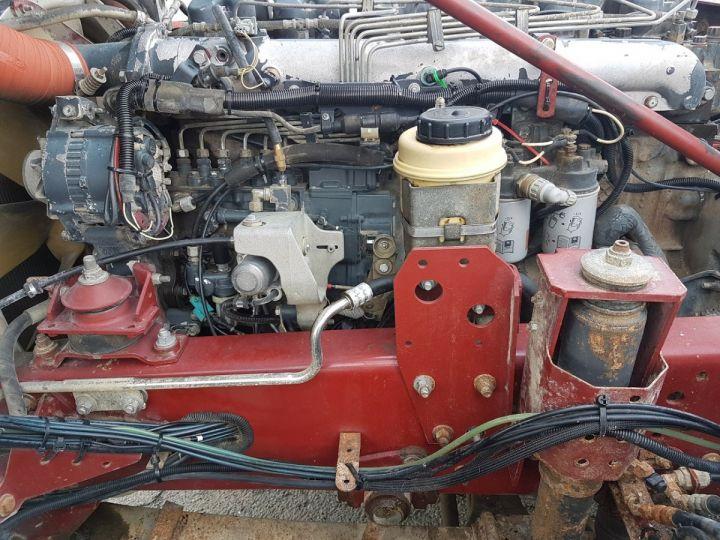 Tractor truck Renault Kerax 400.19 LAMES VERT - BEIGE - 10