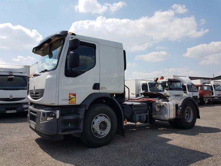 Tractor truck Renault Premium Lander 430dxi RETARDER BLANC - 1