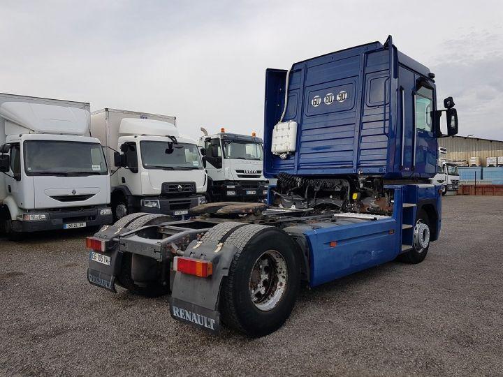 Tractor truck Renault Magnum 440dxi MANUAL BLEU GEFCO - 2