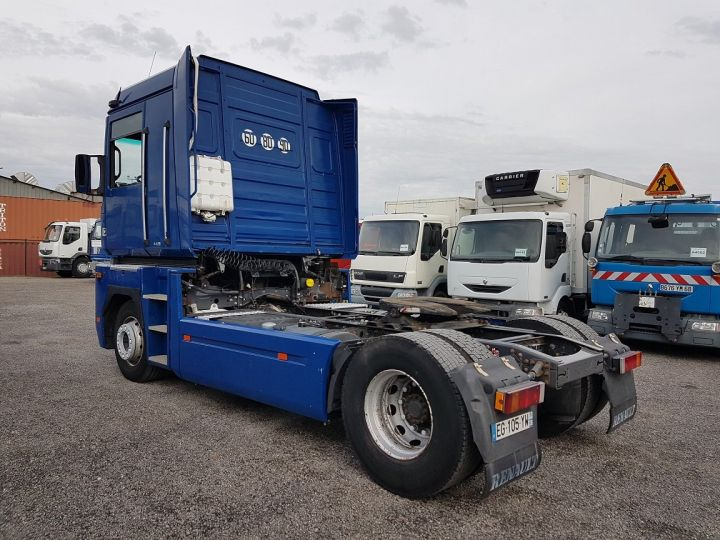 Tractor truck Renault Magnum 440dxi MANUAL BLEU GEFCO - 4