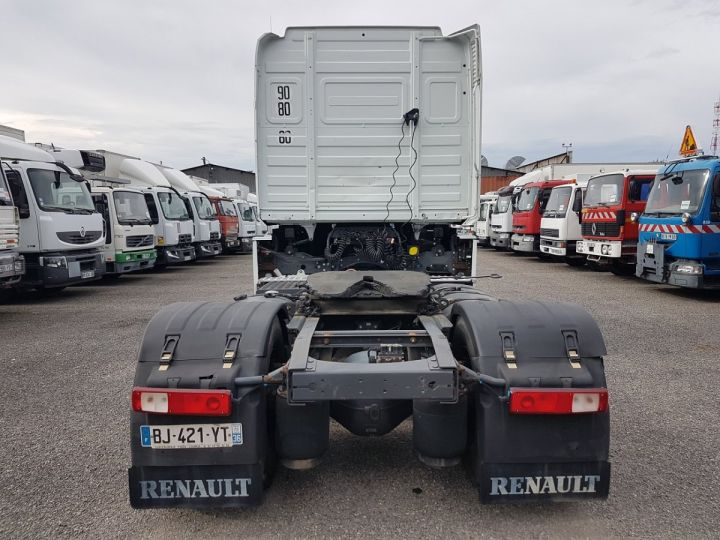 Tractor truck Renault Magnum 440dxi OPTIDRIVER BLANC - 6